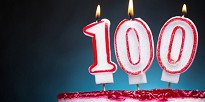 What is the secret to be healthy, happy and living to 100?